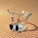 Black Cat Fire Opal Halloween or Harvest Earrings