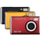 DC-K06 12.0Mega pixels 2.4TFT LCD 4X digital zoom 5.0Megapixel CMOS vayava