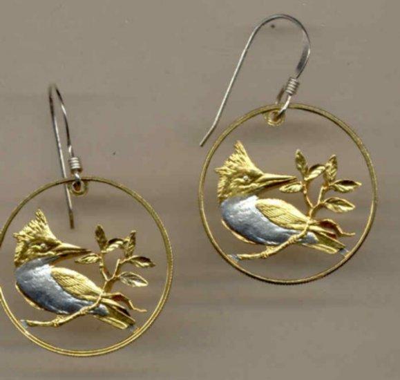 British Virgin Is. 10 cent (Kingfisher) Copper nickel (little bigger than a nickel)