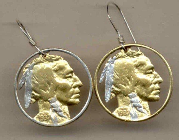 U.S. nickel Indian copper - nickel 1913 - 1938