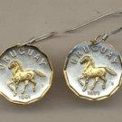 Uruguay 10 centesimal Horse (penny size)