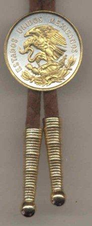 Mexican 10 centavo Eagle (quarter size)