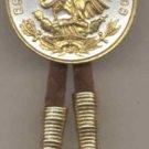 Mexican 20 centavo Eagle (half dollar size)