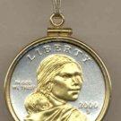 Sacagawea dollar (2000 - date)