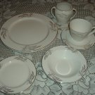 Lifetime China - Prairie Gold  - 24 Piece Lot