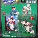 COREY DILLON 1998 Starting Lineup - Bengals, Patriots & Washington Huskies,  First Piece