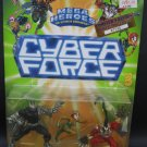 RIPCLAW, VELOCITY & S.H.O.C. 1995 Cyber Force LIMITED EDITION