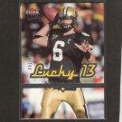 JAY CUTLER - 2006 Ultra Lucky 13 Rookie Card - Bears, Broncos & Vanderbilt