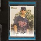 JOE MAUER - 2002 Bowman ROOKIE CARD - Minnesota Twins