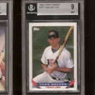 TODD HELTON - 1993 Topps Traded RC - BGS 9 Mint - Colorado Rockies