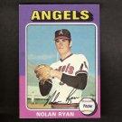 NOLAN RYAN - 1975 Topps Mini - Angels & Rangers