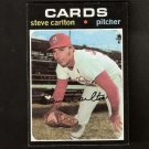 STEVE CARLTON - 1971 Topps #55 - Cardinals & Phillies