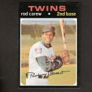 ROD CAREW - 1971 Topps #210 - Twins & Angels