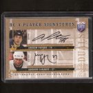 GEORGES LARAQUE/ANDREW PETERS - 06-07 Be a Player DUAL Autograph - Canadiens & Devils