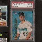 JOSH BECKETT - 1999 Fleer Tradition Update RC - PSA 9 - Red Sox