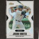 JASON VARITEK - 2007 Topps Finest REFRACTOR - Red Sox