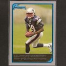 LAURENCE MARONEY - 2006 Bowman ROOKIE CARD - Patriots, Broncos & Golden Gophers