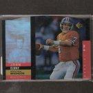 JOHN ELWAY - 1995 Upper Deck SP Special FX DIE CUT - Broncos & Stanford