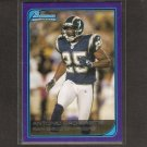 ANTONIO CROMARTIE - 2006 Bowman BLUE RC - NY Jets, Chargers & Florida State Seminoles