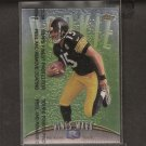 HINES WARD - 1998 Topps Finest Rookie - Steelers & Georgia Bulldogs