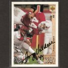 TOMMY VARDELL - Browns & Stanford Cardinal AUTOGRAPH