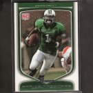 DARIUS PASSMORE - 2009 Bowman Draft WHITE ROOKIE - Marshall