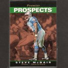 STEVE McNAIR - 1995 Upper Deck SP Rookie Card - Oilers & Titans