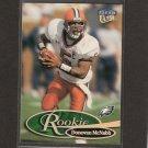 DONOVAN McNABB - 1999 Fleer Ultra SP Rookie - Syracuse Orangemen & Redskins