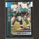 RANDY McMICHAEL 2002 Bowman ROOKIE CARD - Rams, Dolphins & Georgia Bulldogs