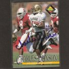 CHARLES JOHNSON - 1994 Proline Classic AUTOGRAPH RC - Steelers & Colorado Buffaloes
