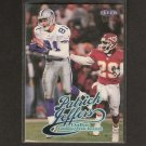 PATRICK JEFFERS - 1999 Fleer Ultra Rookie Card - Cowboys, Broncos & Virginia Cavaliers