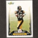 SANTONIO HOLMES - 2006 Score RC - Jets, Steelers & Ohio State Buckeyes