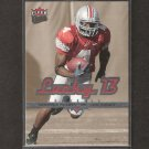 SANTONIO HOLMES - 2006 Ultra Lucky 13 GOLD RC - Ohio State Buckeyes, Jets & Steelers