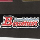 2002 Bowman Football COMMONS - Finish your set