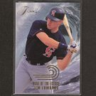 JIM EDMONDS - 1993 Flair Wave of the Future ROOKIE CARD - Angels, Cubs & Brewers