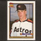JEFF BAGWELL - 1991 Topps Traded ROOKIE CARD - Houston Astros