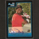 CHRIS DICKERSON - 2006 Bowman Autograph ROOKIE - NY Yankees & Reds