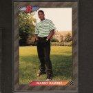 MANNY RAMIREZ - 1992 Bowman Foil ROOKIE CARD - LA Dodgers