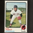 LUIS TIANT - 1973 Topps - RED SOX
