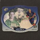 BRETT HULL - 1996-97 SPx Holoview - St. Louis Blues