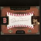 BOBBY DOERR- 2004 SWEET SPOT Classic - Autograph - Boston Red Sox