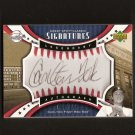 CARLTON FISK - 2007 SWEET SPOT Classic - Autograph - Boston Red Sox