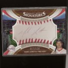 MARK LORETTA - 2006 SWEET SPOT - Autograph - Boston Red Sox