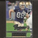 ANTHONY FASANO - 2006 Ultra Rookie Short Print - Cowboys, Dolphins & Notre Dame Irish