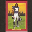 CIATRICK FASON - 2005 Turkey Red - PARALLEL Rookie - Vikings, Jaguars & Florida Gators
