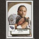 LenDALE WHITE - 2006 - Topps Heritage - ROOKIE - Titans, Seahawks & USC Trojans