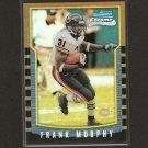 FRANK MURPHY - 2000 Bowman Chrome Rookie Refractor - Buccaneers & Kansas State