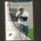 KEITH SMITH - 2004 SP Authentic Rookie - Detroit Lions & McNeese State