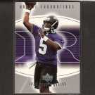 JOSH HARRIS - 2004 Upper Deck Rookie Foundations - Bowling Green