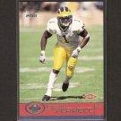 DAVID TERRELL - 2001 Pacific - Chicago Bears & Michigan Wolverines
